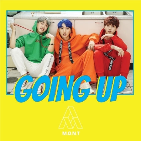 몬트 (M.O.N.T) MINI ALBUM  - GOING UP