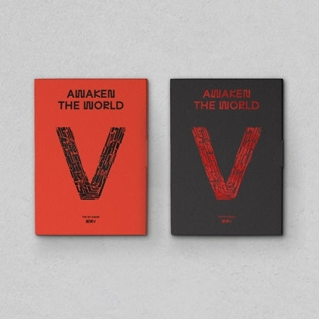[Pre-Order] [Re-release] WAYV 1st Album - Awaken The World (Random Version)