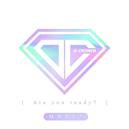 [Pre-Order] D-CRUNCH 2nd Mini Album - M0527