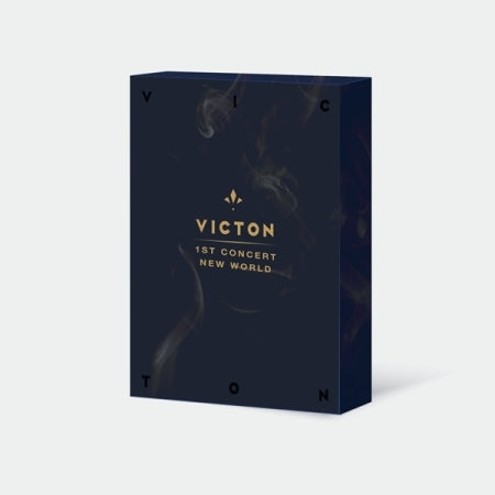VICTON 1ST CONCERT NEW WORLD DVD