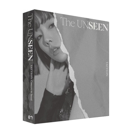 [Pre-Order] [KiT] Taeyeon -The Unseen Concert Air-KiT