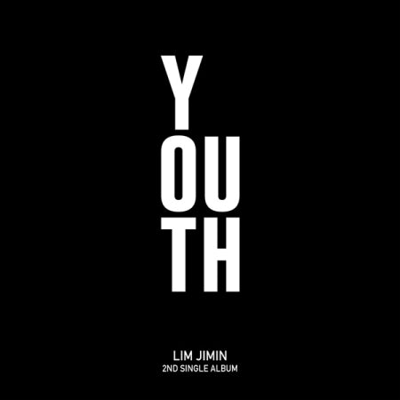 Lim JIMIN 2nd Single Album - YOUTH