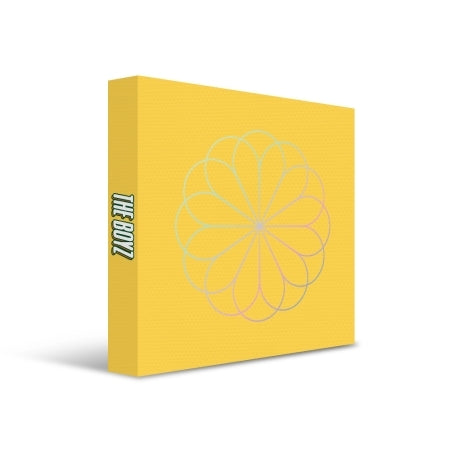 THE BOYZ 2nd Single Album - Bloom Bloom