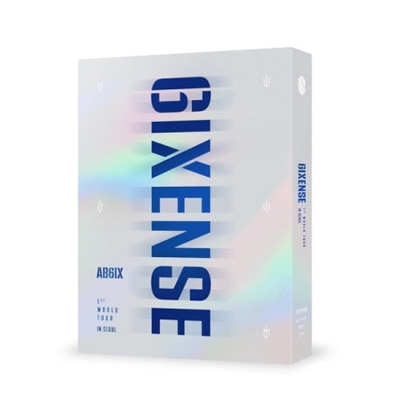 [Pre-Order] AB6IX 1ST WORLD TOUR [6IXENSE] IN SEOUL BLU-RAY