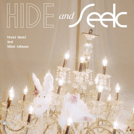 Weki Meki 3rd Mini Album - HIDE and SEEK