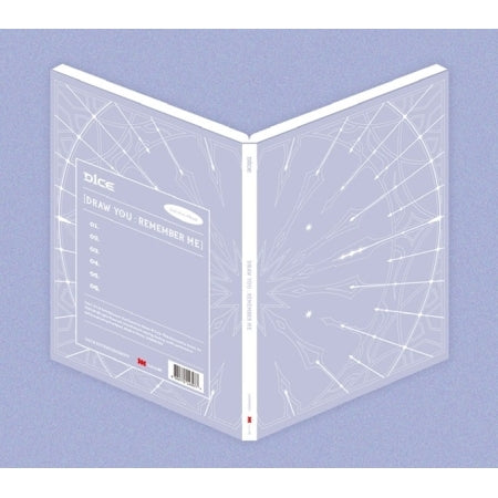[Pre-Order] D1CE 2nd Mini Album - DRAW YOU : REMEMBER ME CD