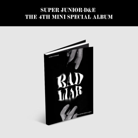 SUPER JUNIOR D & E 4th Mini Special Album - Bad Liar