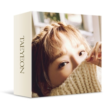[Pre-Order][KiT] TAEYEON 2nd Repackage Album - Purpose KiT
