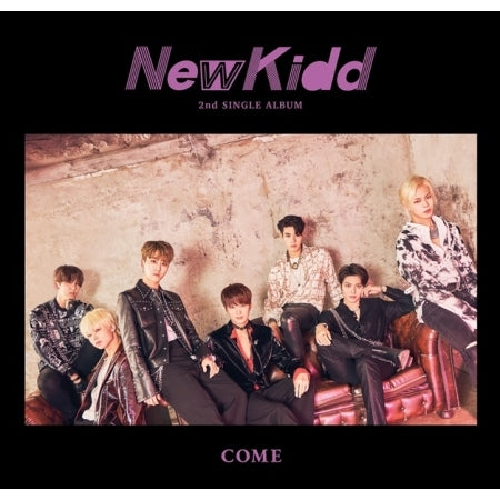 NewKidd 2nd Single Album - COME