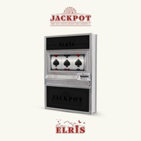 ELRIS 4th Mini Album - JACKPOT