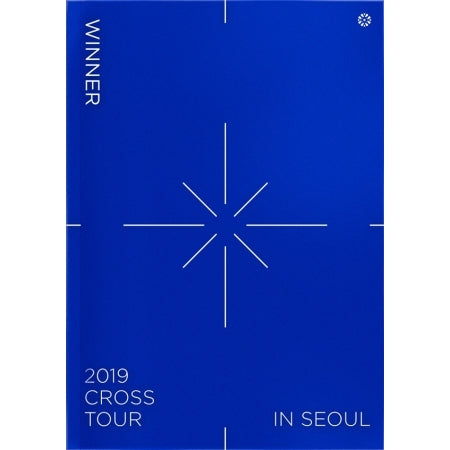 [Pre-Order] WINNER 2019 CROSS TOUR IN SEOUL