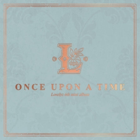 [Pre-Order] (Limited Edition) LOVELYZ 6th Mini Album - ONCE UPON A TIME