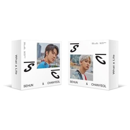 [KIHNO] EXO-SC 1st Mini - What a life Kihno Kit