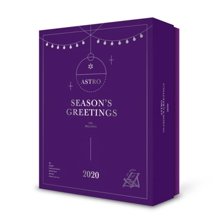 [Pre-Order] Astro 2020 Season's Greetings