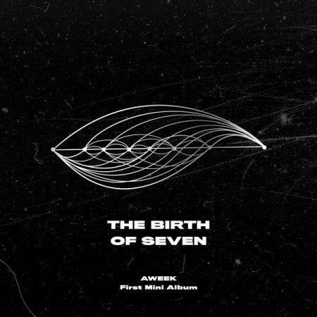 [Pre-Order] AWEEK 1st Mini Album - The Birth Of Seven
