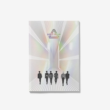 [Pre-Order] SPECTRUM 4th Single Album - 0325