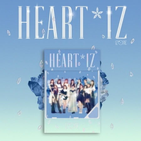 [KIHNO] IZ*ONE 2nd Mini Album - HEART*IZ Kihno Kit