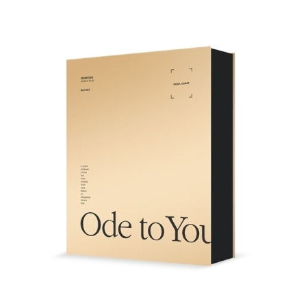 [Pre-Order] SEVENTEEN WORLD TOUR [ODE TO YOU] IN SEOUL Blu-ray (3 DISC)