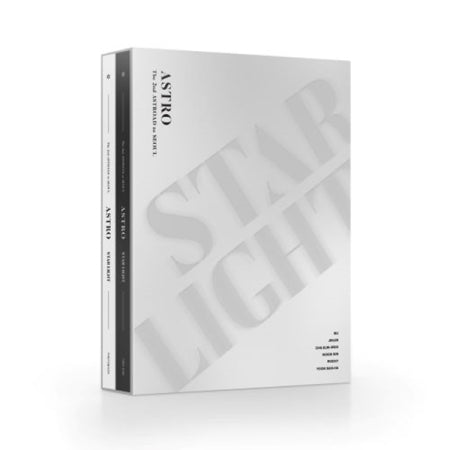 [Pre-Order] ASTRO - THE 2ND ASTROAD TO SEOUL [STAR LIGHT] DVD