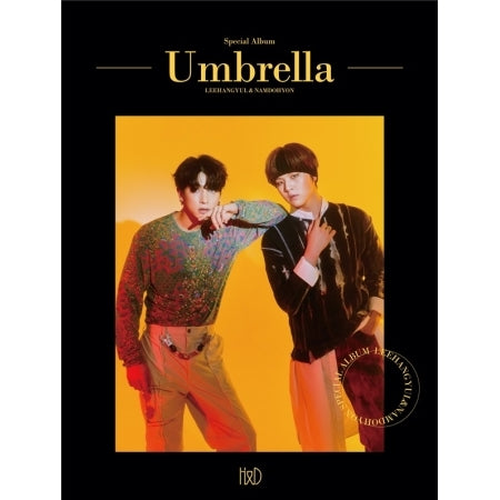 [Pre-Order] H&D Special Album - Umbrella