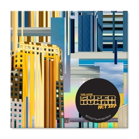 [Re-release] NCT 127 4th Mini Kihno Album - WE ARE SUPERHUMAN Kihno Kit