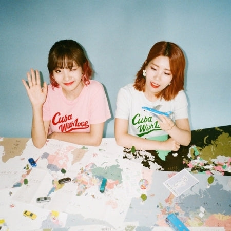 BOLBBALGAN4 MINI ALBUM - RED DIARY PAGE.2 CD