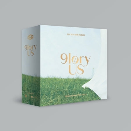 [KiT] SF9 8th Mini Album - 9LORYUS Air-KiT
