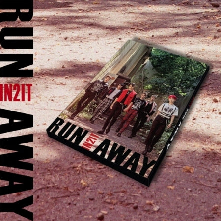 [KIHNO] IN2IT Single Kihno Album - Run Away Kihno Kit