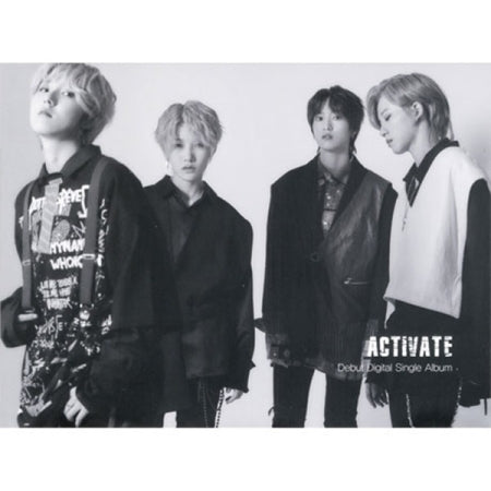 FANXY RED 1st Single Album - ACTIVATE