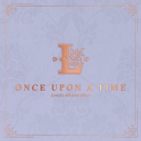 [Pre-Order] LOVELYZ 6th Mini Album - ONCE UPON A TIME