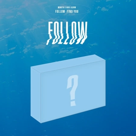 [KiT] MONSTA X Mini Album - FOLLOW-FIND YOU Air-KiT