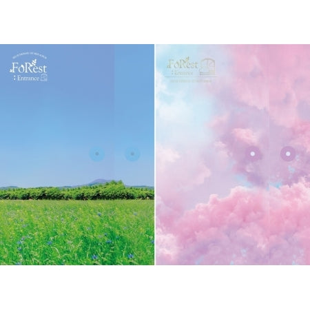 [Pre-Order] SEO EUN KWANG (BTOB) 1st Mini Album - FoRest : Entrance