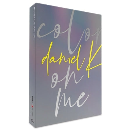 [Pre-Order] Kang Daniel 1st Mini Album - color on me