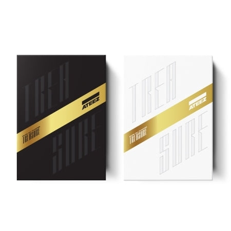 ATEEZ 1st Album - TREASURE EP.FIN : All To Action