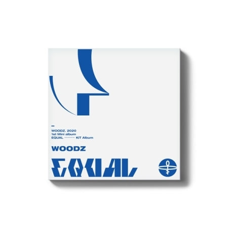 [KiT] WOODZ 1st Mini Album - EQUAL Air KiT