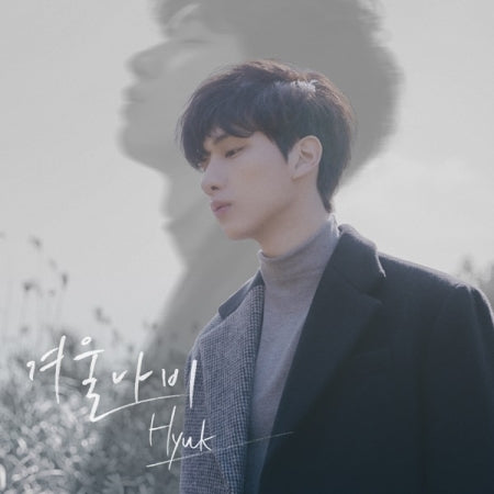 HYUK 1st Mini Album - Winter Butterfly