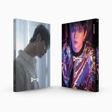 [Pre-Order] KIM DONG HAN 3rd Mini Album - D-HOURS AM 7:03