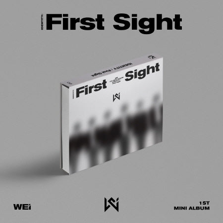 WEi 1st Mini Album - IDENTITY : FIRST SIGHT
