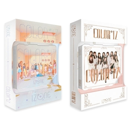 IZ.ONE - COLOR*IZ 1ST MINI (KIHNO) ALBUM