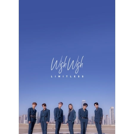 LIMITLESS 1st Mini Album - Wish Wish