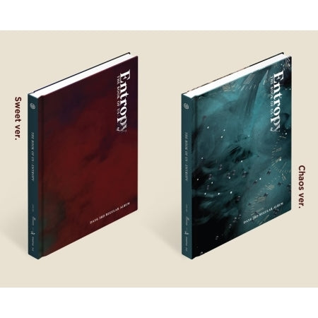 [Pre-Order] DAY6 3rd Album - The Book of Us : Entropy