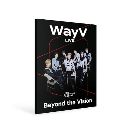 WayV Beyond the Future : BEYOND LIVE BROCHURE