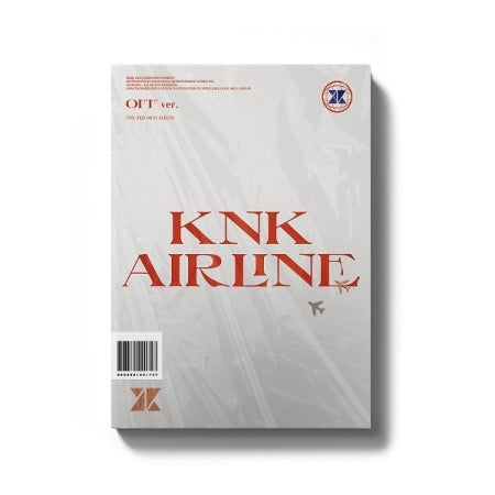 KNK 3rd Mini Album - KNK AIRLINE