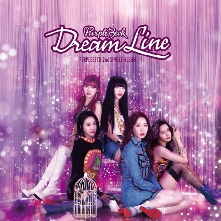 PURPLEBECK 2nd Single Album - DREAM LINE