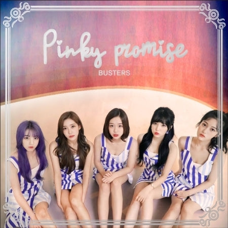 [Pre-Order] Busters Mini Album - Pinky Promise