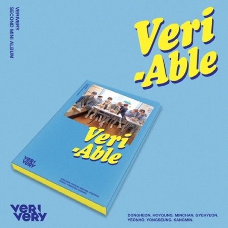 [KIHNO] VERIVERY 2nd Mini Album - VERI-ABLE Kihno Kit