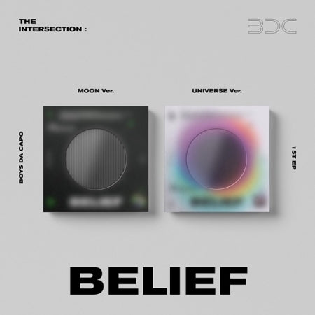 [Pre-Order] BDC 1st EP Album - THE INTERSECTION : BELIEF
