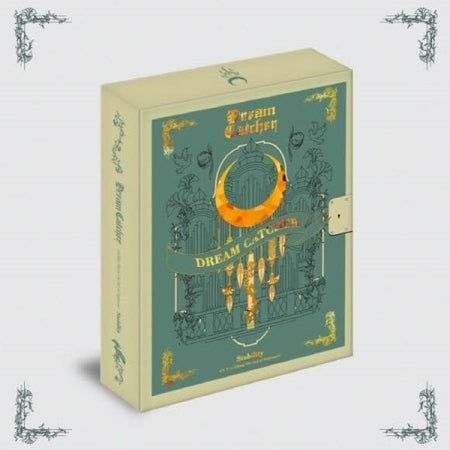 [KiT] DREAM CATCHER 4th Mini Album - THE END OF NIGHTMARE Air-KiT