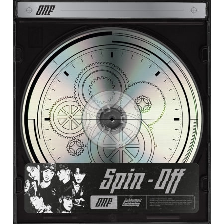 [Pre-Order] ONF 5th Mini Album - SPIN OFF
