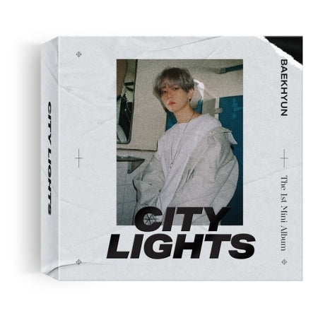 [KIHNO] BAEKHYUN 1st Mini Album - City Lights Kihno Kit
